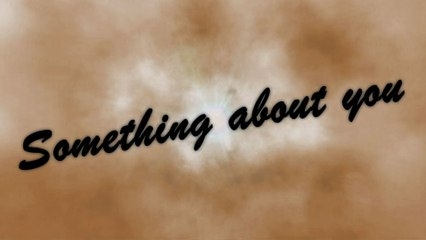 Jacek Stachursky - Something About You (Lyric Video)