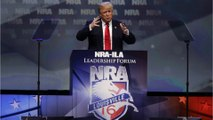 Donald Trump to Speak at NRA Annual Meetings