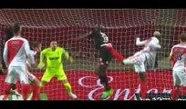 All Goals & Highlights HD - Monaco 2-1 Dijon - 15.04.2017