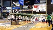 lycée Maine de Biran au championnat de France UNSS d'escrime