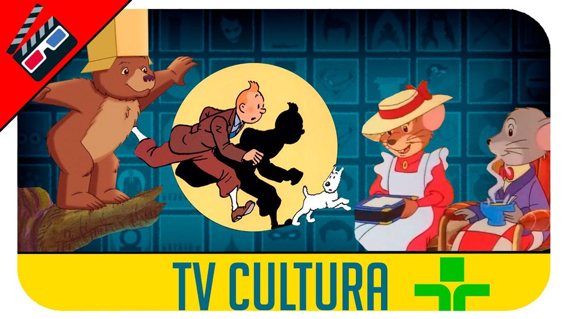 Melhores Desenhos Da Tv Cultura