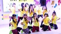 1 IM Zip 乃愛卒業LIVE「We are IM Zip」自己紹介 高岡クルン 地下B1ステージ 2017/2/26