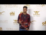 Trevor Jackson OK! 2016 Pre-Oscar Party Red Carpet Arrivals #Singer