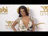 "Golnesa ""GG"" Gharachedaghi OK! 2016 Pre-Oscar Party Red Carpet Arrivals #ShahsofSunset"