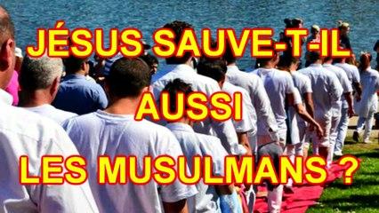 Jésus est-il mort et ressuscité aussi pour les musulmans
