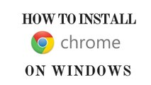 How To Install Google Chrome. || Best Web Browser On Windows