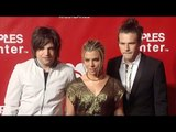 The Band Perry #MusiCaresPOTY Gala Red Carpet in Los Angeles
