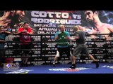 Miguel Cotto talks Mayweather vs. Canelo, wants people to know he's still here