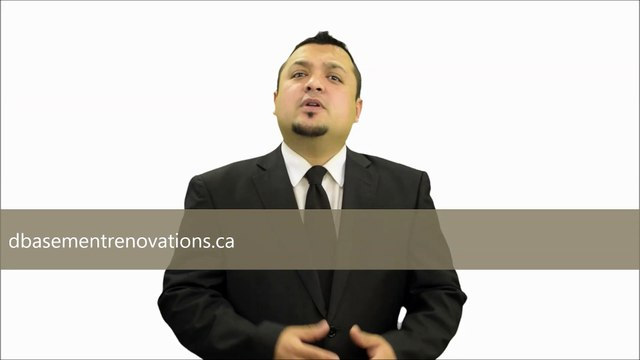 Basement renovations in Toronto