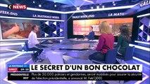 Nicolas Cloiseau, meilleur ouvrier de France Chocolatier était l'invité de Thomas Lequertier sur CNews