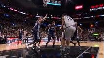 Kawhi Leonard Highlights - Grizzlies vs Spurs - Game 1 - NBA Playoffs - Apr 15, 2017