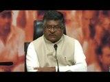 Ravi Shankar Prasad slams Rahul Gandhi for 'khoon ki dalali' comment on PM Narendra Modi