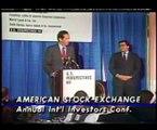 Reagan's Economic Policies: American Stock Exchanges Investors Conference (1987) part 2/2