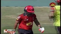 Aamer yamin 3 wickets