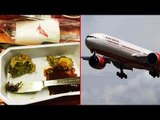 Air India serves dead cockroach in food, passenger tweets pics | Oneindia News