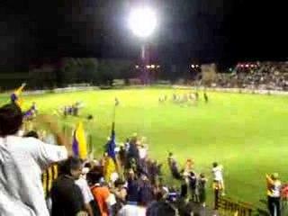El porvenir 1 vs Atlanta 2 - El festejo del Bohemio