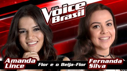 Amanda Lince - Flor E O Beija-Flor