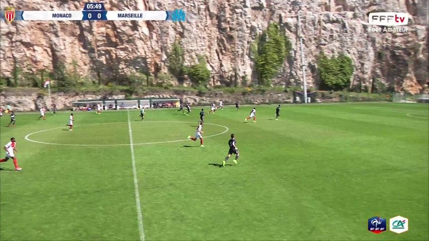 Dimanche 16/04/2017 à 14h45 - Monaco ASM FC - Olympique de Marseille - U19 D J24 (11)