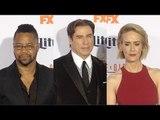 """The People v. O.J. Simpson"" Premiere John Travolta, Cuba Gooding, Jr., David Schwimmer"