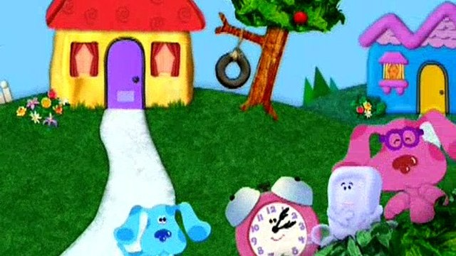 Blues Clues - The big book about us