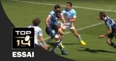 TOP 14 ‐ Essai Timoci NAGUSA (MHR) – Montpellier - Bayonne – J24 – Saison 2016/2017