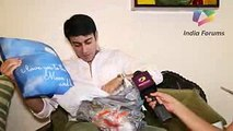 Gautam Rode Receives Gifts From Fans - Exclusive - Gift Segment