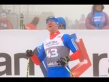 Cross country open relay all classes - 2013 IPC Nordic Skiing World Cup Finals Sochi