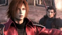 Final Fantasy 7 Crisis core- Sephiroth vs Genesis vs Angeal Full Fight HD