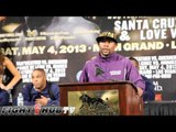 Floyd Mayweather vs Robert Guerrero Post Fight Press Conference Highlights (HD)
