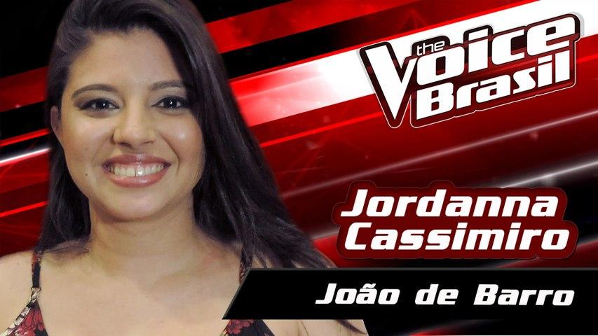 Jordanna Cassimiro - João De Barro