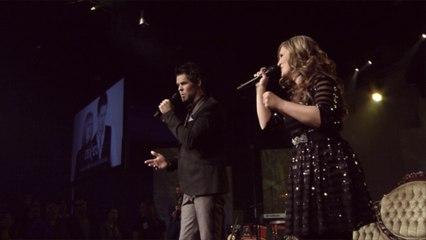 Aaron & Amanda Crabb - Take Him To The Place