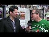 "Freddie Roach ""Nick Diaz more street fighter than boxer"" talks working w/Shogun Rua"