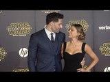 "Sofia Vergara & Joe Manganiello ""Star Wars The Force Awakens"" World Premiere"