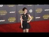 "Rosanna Pansino ""Star Wars The Force Awakens"" World Premiere"