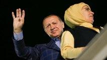 """Erdogan, tras la victoria: """"Hemos actuado como adultos"""""""