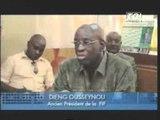 Présidence de la Fédération Ivoirienne de Football:Anouma et Diengue se retirent