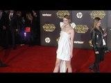 "Jaime King ""Star Wars The Force Awakens"" World Premiere"