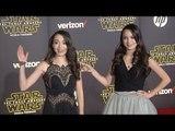 "Merrell Twins ""Star Wars The Force Awakens"" World Premiere"