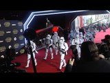 "Stormtroopers ""Star Wars The Force Awakens"" World Premiere"