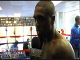 """Andre Berto """"Once I go in there, everything will come back"""" talks Robert Guerrero fight"""