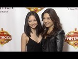 Ming-Na Wen IF/THEN Los Angeles Premiere Red Carpet at Hollywood Pantages