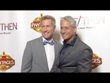 Greg Louganis IF/THEN Los Angeles Premiere Red Carpet at Hollywood Pantages