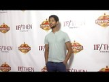 Alfred Enoch IF/THEN Los Angeles Premiere Red Carpet at Hollywood Pantages