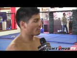 """Abner Mares """"I am going to bring the pressure, I am going to make this my fight"""""""