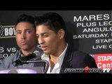 Abner Mares vs. Anselmo Moreno: Full press conference highlights