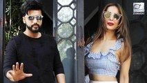 Malaika Arora Khan And Arjun Kapoor Partying Together