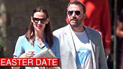 Ben Affleck & Jennifer Garner Celebrate EASTER Amid Divorce Rumours