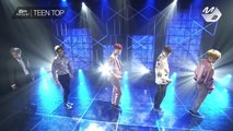 [Mnet present] TEEN TOP(틴탑) - 손만 잡고 잘게(Because I Care)