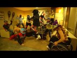 US Para-alpine ski team do the Harlem Shake