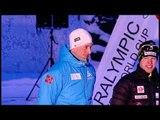 Biathlon Long Distance - Prize Giving Ceremonies - Sollefteå 2013 IPC Nordic Skiing World C